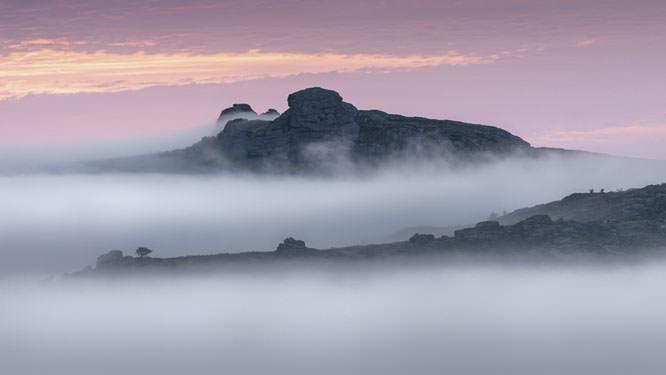 Sunrise, Devon