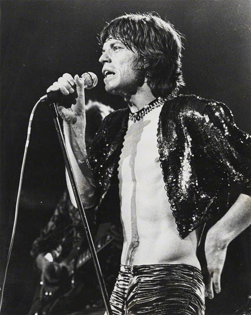 Mick Jagger Bob Carlos Clarke