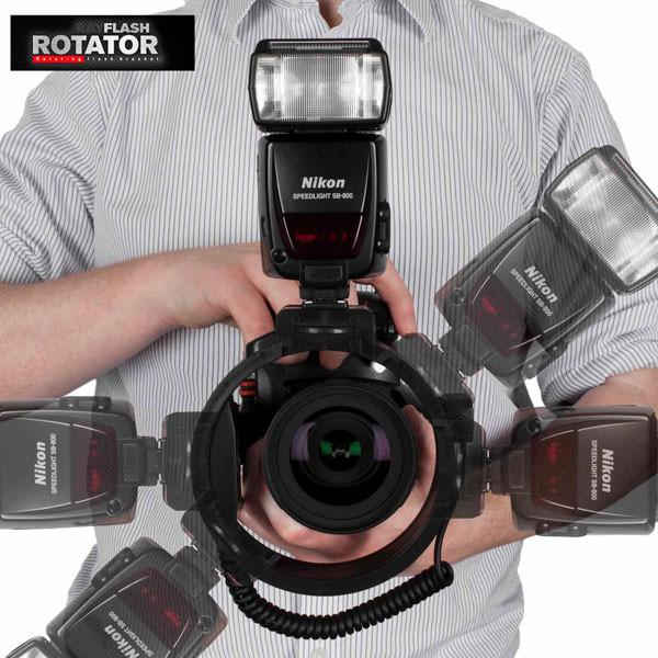 Rayflash Flash rotator