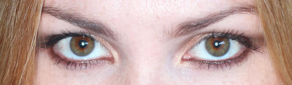 Rayflash Eyes Detail