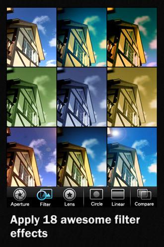 reallusion big lens iphone app