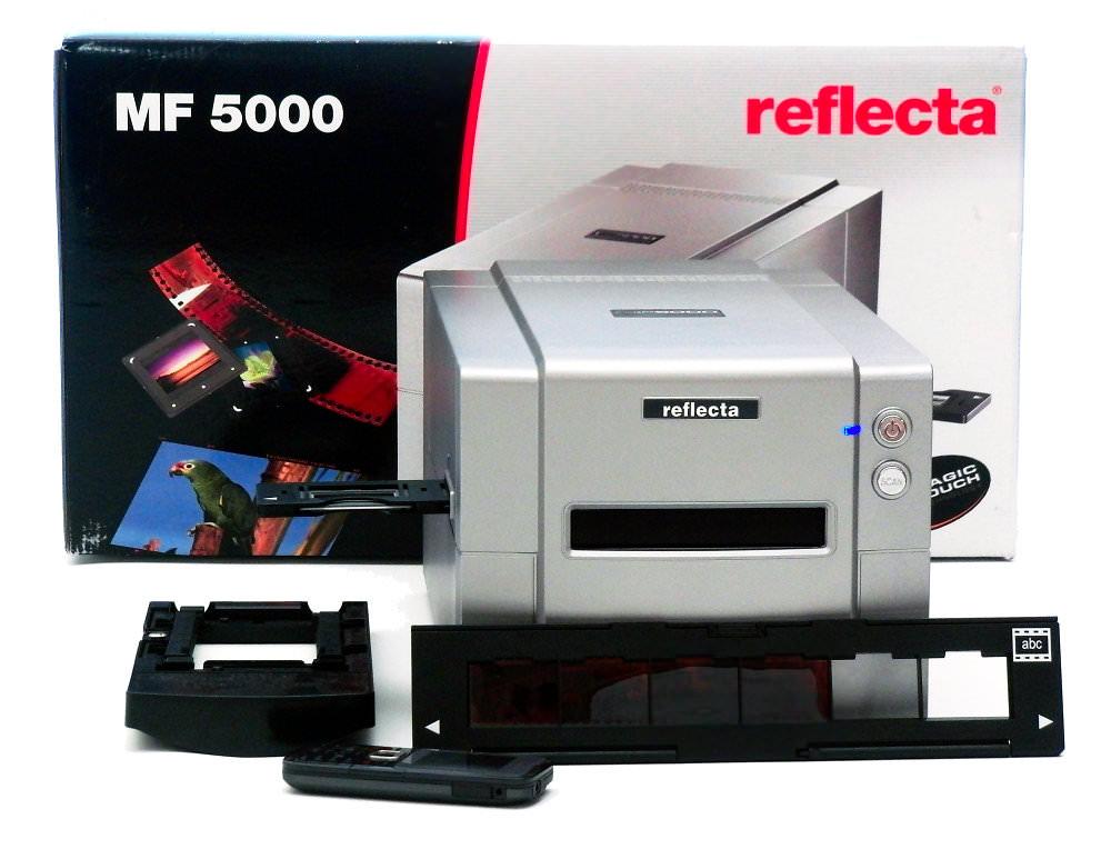 Reflecta Mf5000 Main Shot