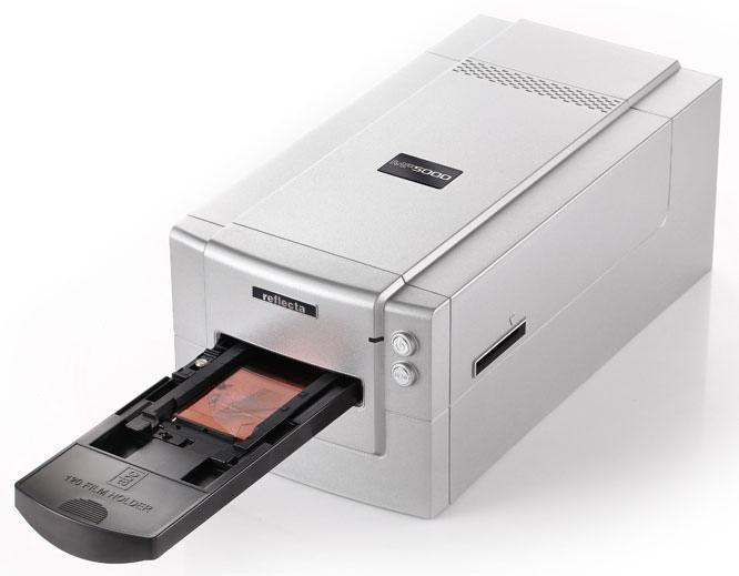 Reflecta Midformat Scan MF5000 Medium Format Film Scanner
