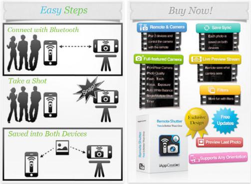 Remote Shutter App Full Version