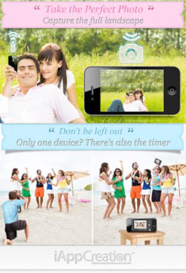Remote Shutter App