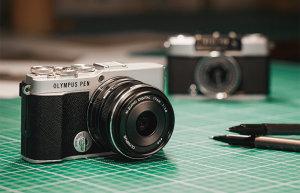 Retro Styled Olympus PEN E-P7 Announced