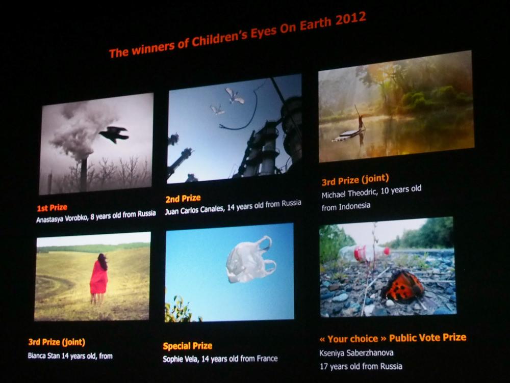 Winners 2012, REZA Childrens Eyes