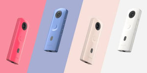 Ricoh Announce Theta SC2 360-Degree Spherical Camera