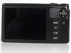 Ricoh CX4 rear