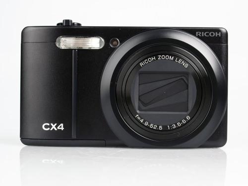 Ricoh CX4 front