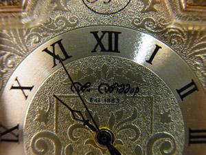 Ricoh CX5 Macro Clock