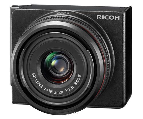 Ricoh GR lens A12 28mm f/2.5