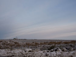 Ricoh GXR & 50mm blue sky