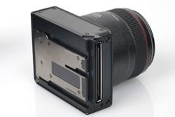 Ricoh GXR lens rear view