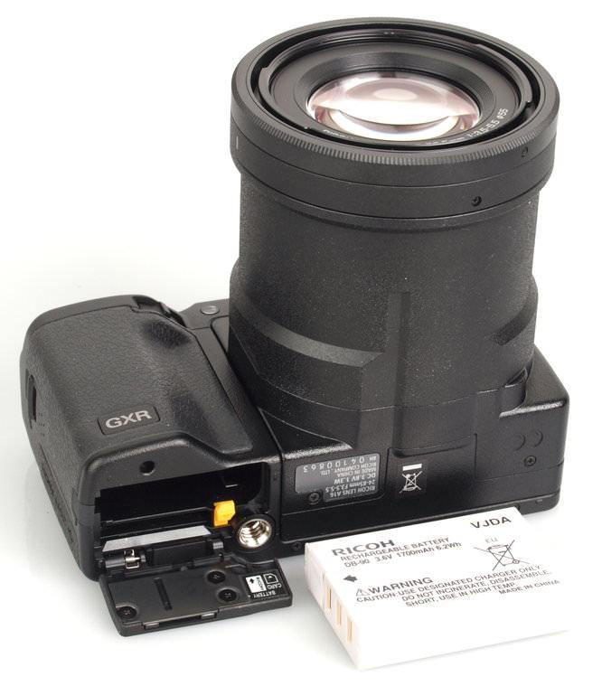 Ricoh Gxr A16 15 55mm Lens Unit (10)