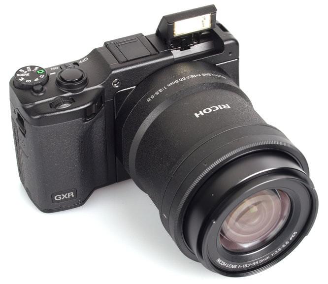 Ricoh Gxr A16 15 55mm Lens Unit (7)