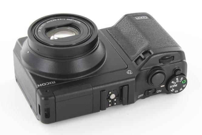 Ricoh GXR P10 28-300mm f/3.5-5.6 VC