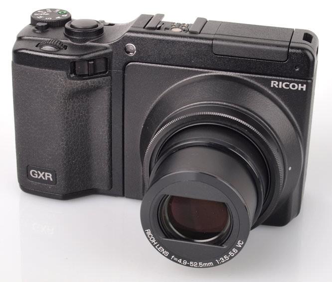 Ricoh GXR P10 28-300mm f/3.5-5.6 VC Zoom