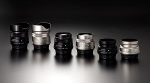 Ricoh Imaging Introduce New Pentax FA Limited Lenses
