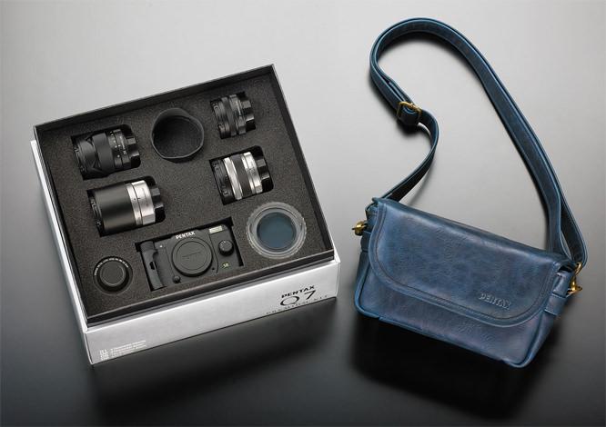 Ricoh Pentax Q7 Premium Kit