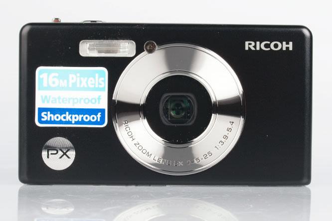 Ricoh PX Front