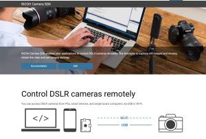 Ricoh Releases SDKs For Pentax Cameras