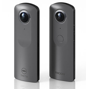 Ricoh Theta V 4K Camera Officially Announced