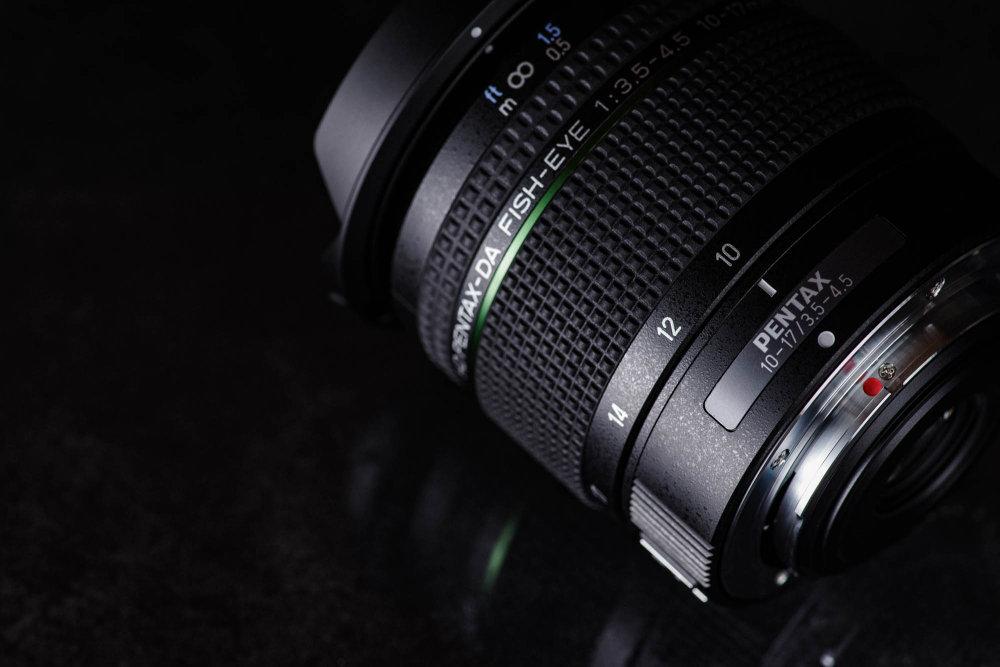 Ricoh Updates 10-17mm f/3.5-4.5 ED Fisheye Lens With New Coatings & Design