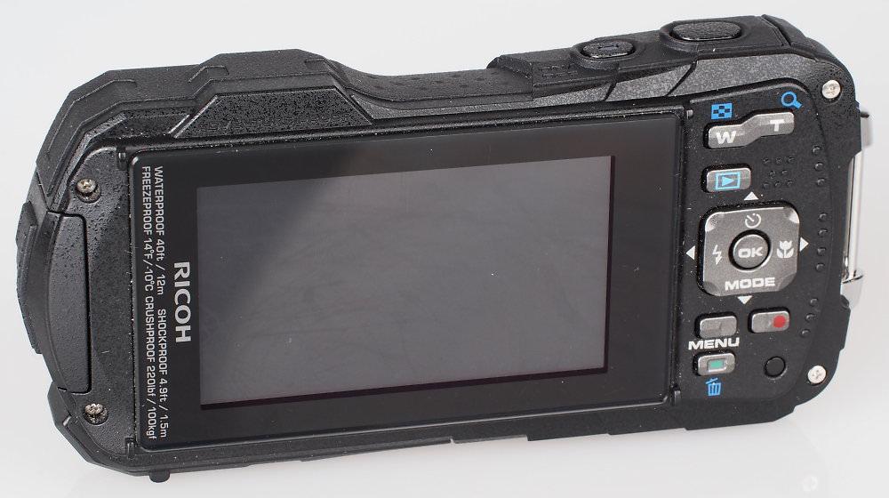Ricoh WG30 Black (5)