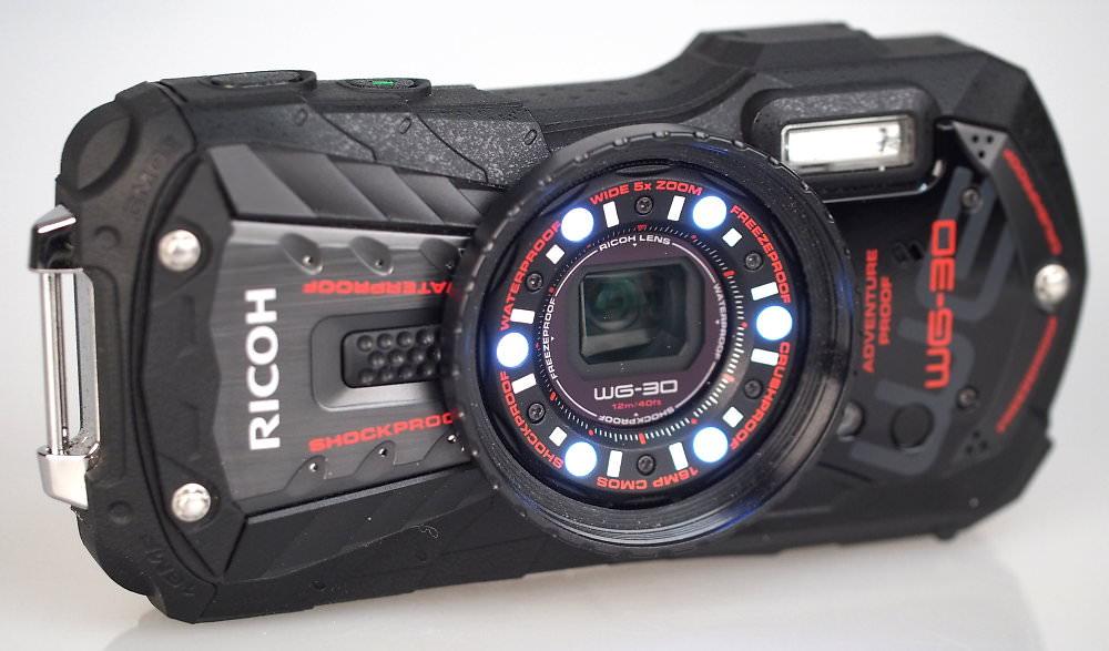 Ricoh WG30 Black (7)