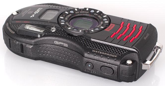Ricoh WG 4 GPS Black (5)