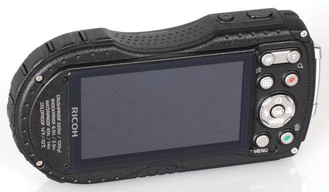 Ricoh WG 4 GPS Black (7)