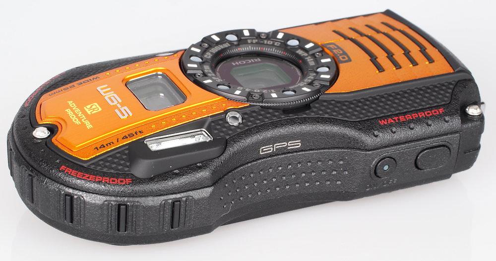 Ricoh WG5 Orange (4)
