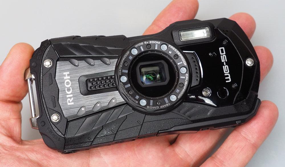 Ricoh WG 50 Black (2)
