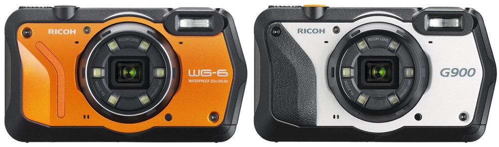 Ricoh Wg 6 Vs G900