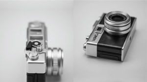 Ridiculous Yashica DigiFilm Camera Y35 Announced