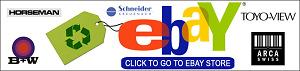 Robert White Launch Ebay Shop