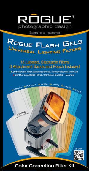 rogue flash gels