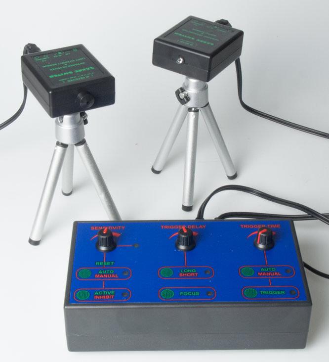 Sabre Switch Triggersmart Motion Capture System Review