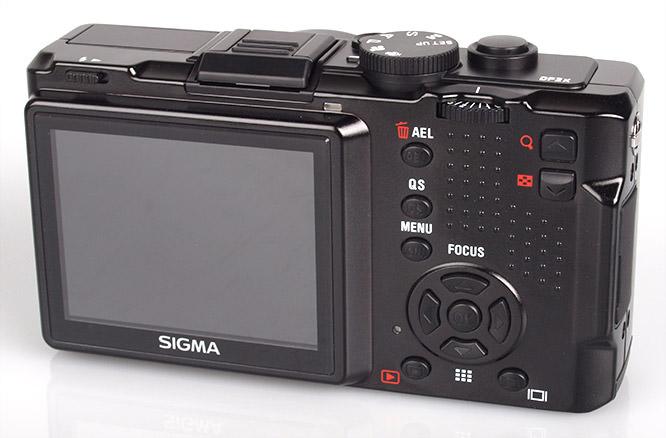Sigma DP2x Back