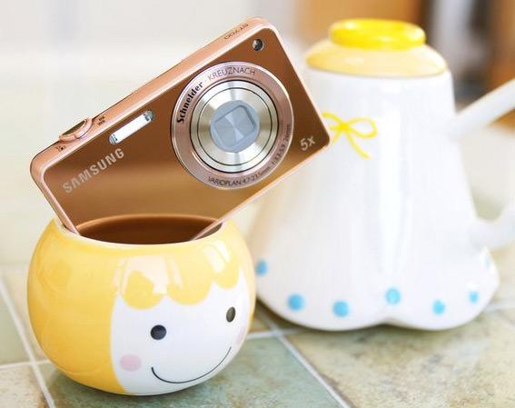 Samsung ST700 Digital Compact Camera