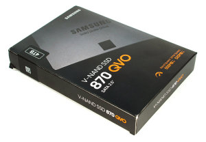 Samsung 870 QVO 4TB SSD Review