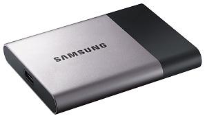 Samsung Announce Portable SSD T3