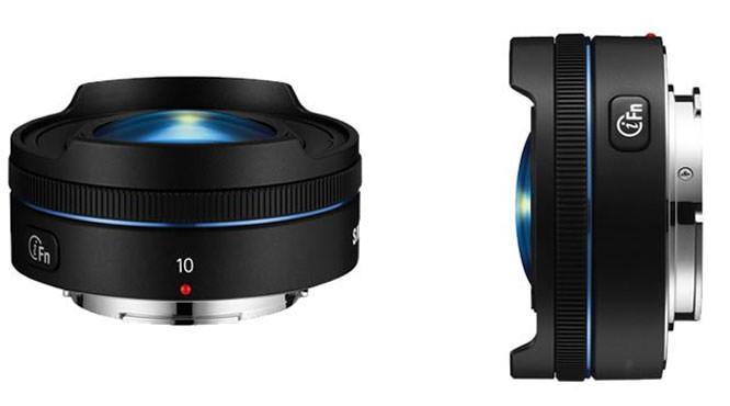 Samsung Fisheye lens