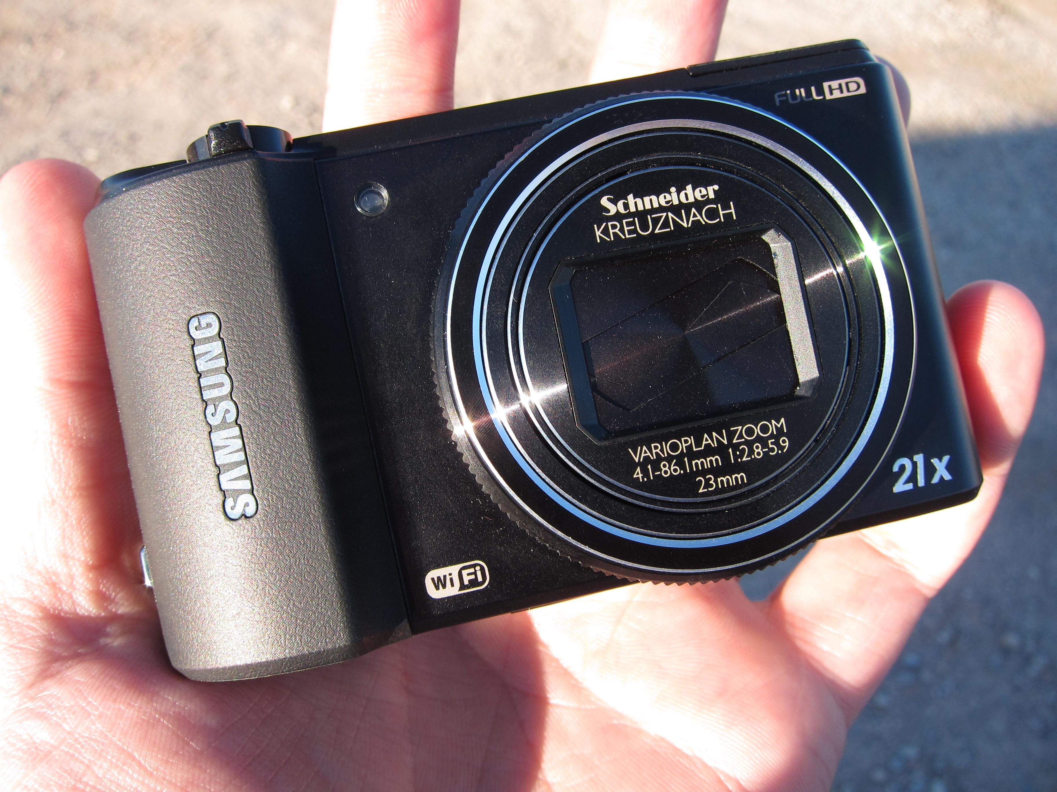 new samsung cameras hands