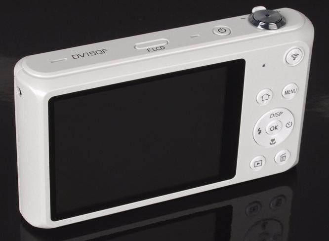 Samsung DV150F White