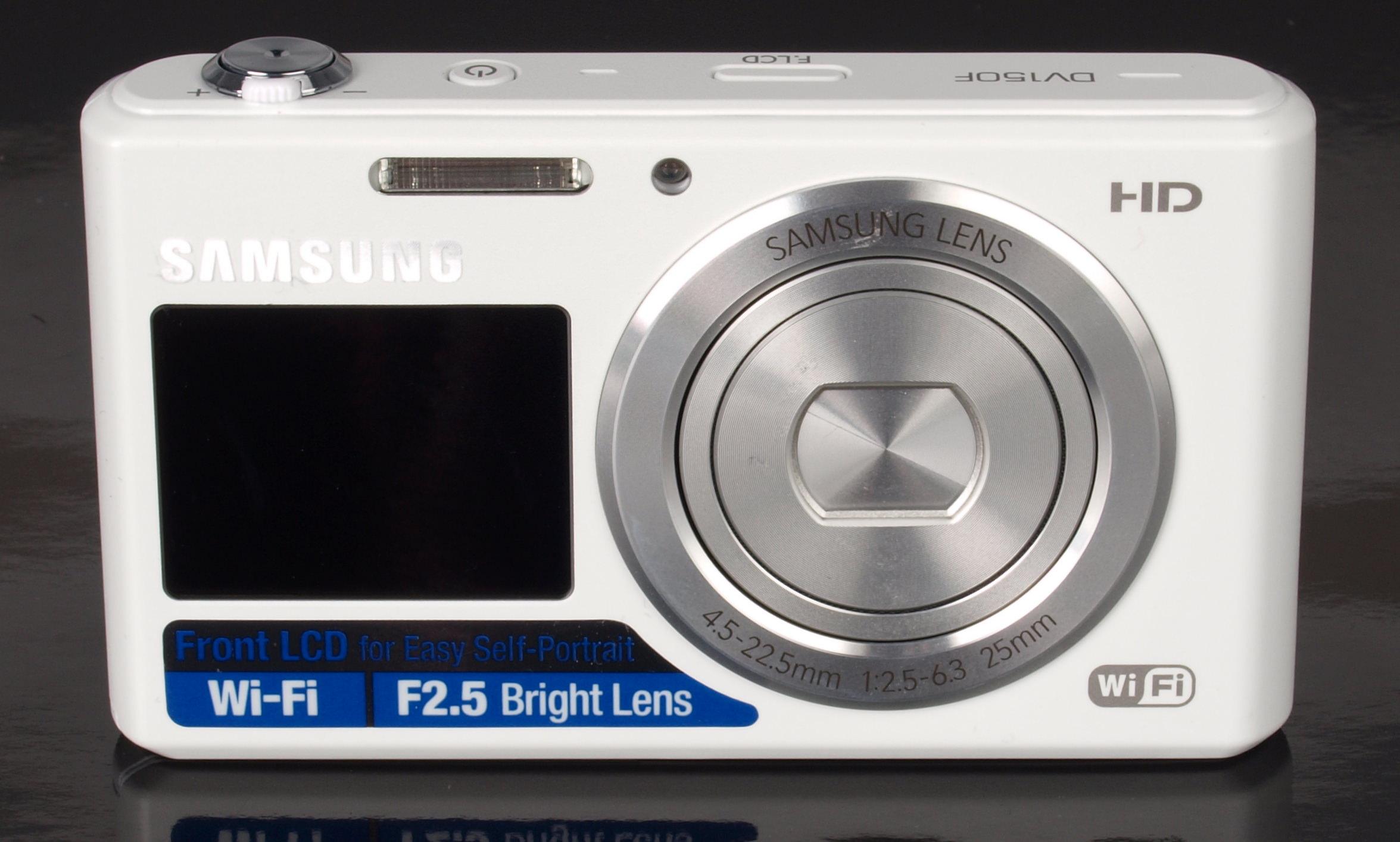 samsung dv150f review rh ephotozine com Samsung Smart Cameras with Wi-Fi Samsung DV150 Camera Purple