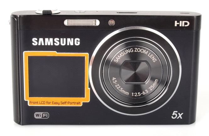 Samsung SMART Compact DV-300F