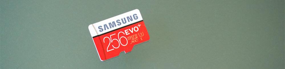 Samsung Evo Plus Microsd 256gb Darkbg