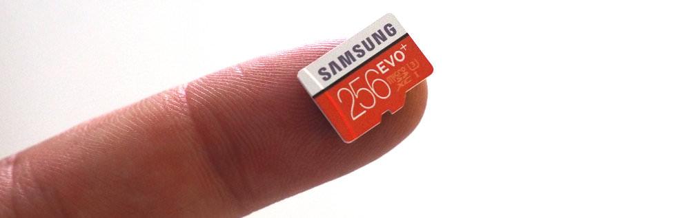 Samsung Evo Plus Microsd 256gb Edited
